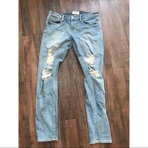 Frame Boyfriend Fit Jeans